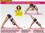 bop downward dog
