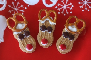 Our Best Bites Reindeer Cookies