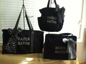 Totes for Sporting Events